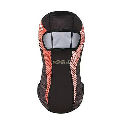 2017 Ski-Doo Mens Sublimited Balaclava -Orange