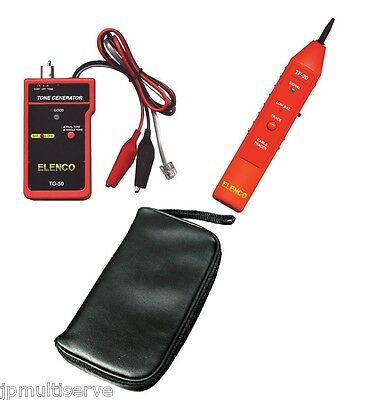 Tone Generator and Probe Set with pouch Elenco TPG-70
