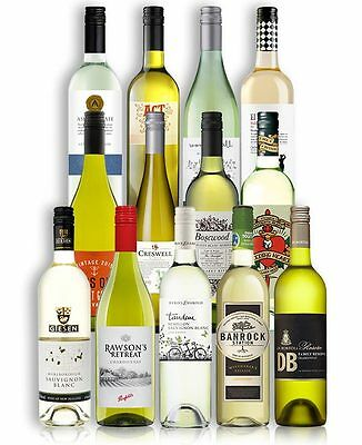 Top White Wines + Giesen Sauv Blanc (13 Bottles)