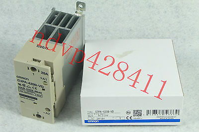 Omron Solid State Relay G3PA-420B-VD 12-24VDC New In Box
