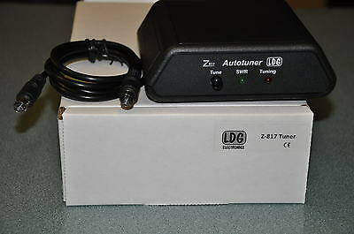 Ldg Z 817 Antenna Tuner Fr The Ft817 Range