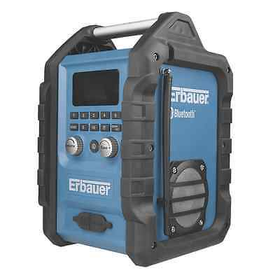 Bluetooth Site RADIO Mains Powered LED Portable AM FM Radios Protective Bumpers