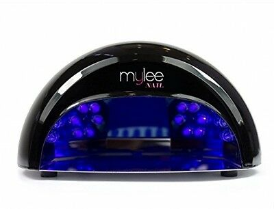Mylee Black LED Lamp Nail Dryer Cures Gel Polish Nail | FAST DELIVERY