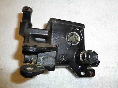 2008 Honda Nhx110 Nhx 110 Lead 4T Scooter Moped Part Front Brake Master Cylinder