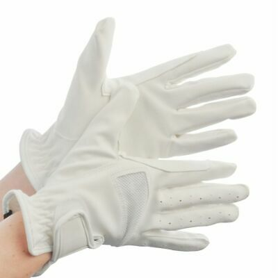 Shires Ladies Bicton Competition Riding Gloves Mittens Pairs Robinsons New