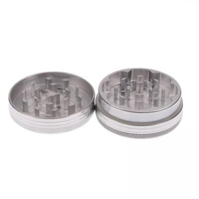 "Space Case Grinder ULTRA Sharp Herb *Made in USA* - (Small) 2"" Inch 2 Piece"