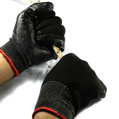 Duable Practical Outdoor Slip Climbing Lifeline Special Gloves Safe Tools New