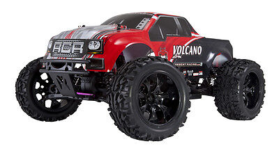 Volcano EPX 1/10 Scale Electric RC Monster Truck 4x4 WATERPROOF RTR w/ 2.4Ghz