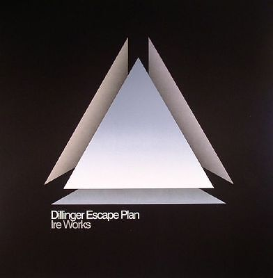 DILLINGER ESCAPE PLAN - Ire Works - Vinyl (LP)