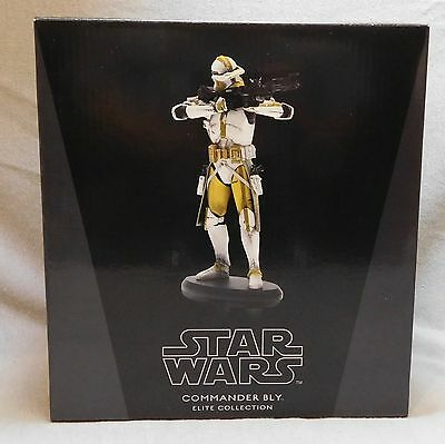 Star Wars Commander Bly Elite 1/10 Scale Limited Edition Statue - 1244/1500
