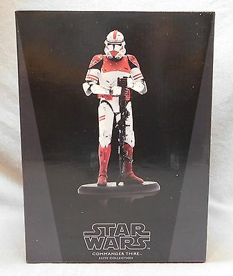 Star Wars Commander Thire Elite 1/10 Scale Limited Edition Statue - 1107/1500