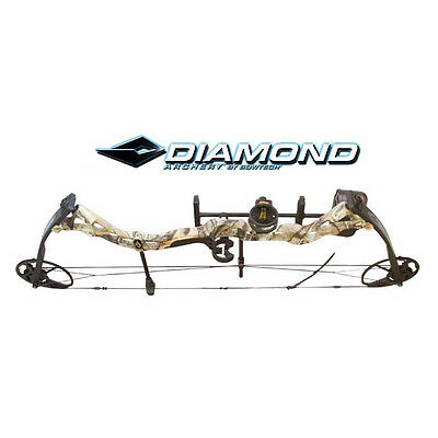 New Diamond Infinite Edge Bow Package Infinite Camo Archery supplies