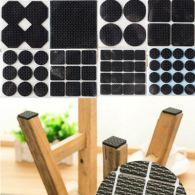 Various Chair Leg Feet Rubber Cap Pad Furniture Table Cover Wood Floor Protector