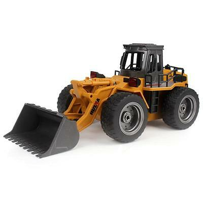 R/C Remote Control Car Construction Bulldozer Engineer Vehicle Truck Earthmover