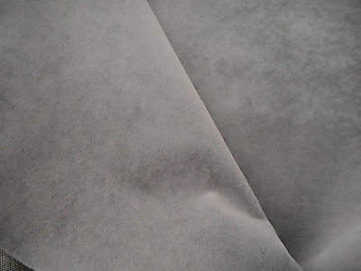 "14""x10"" Mini Bear/Paw Pad Fabric - DOVE GREY"