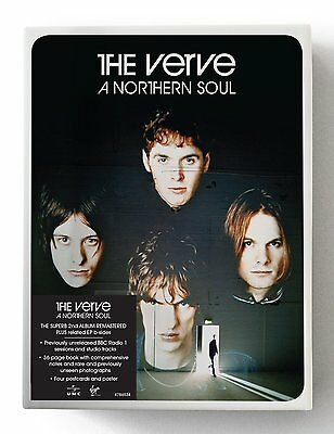 The Verve A Northern Soul 3 Cd Set Deluxe Edition - New Release September 2016