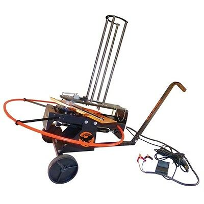Automatic Clay Target Thrower Do-All Outdoor RAV1 - RAVEN Electric Pigeon Trap