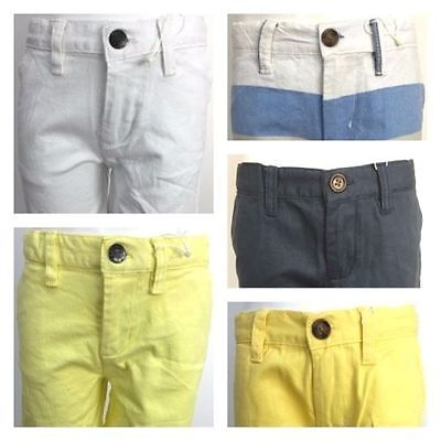 NEW ex-Penguin Boys & Girls 100% Cotton Casual Shorts Ages 2-15yrs High Quality