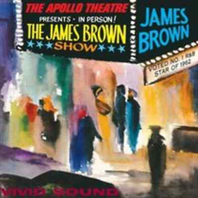 James Brown-Live at the Apollo 1962  (US IMPORT)  VINYL NEW