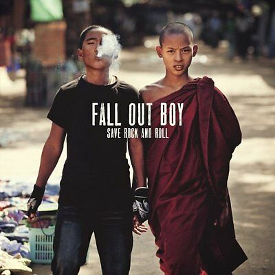Fall Out Boy-Save Rock & Roll  (Us Import)  Vinyl Lp New