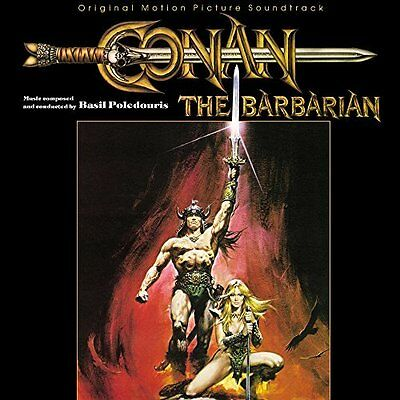 Poledouris,basil-Conan The Barbarian / O.s.t.  (Us Import)  Vinyl Lp New