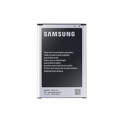Battery Samsung Galaxy Note 3 III N9000 B800BE Battery 3200mAh Replacement