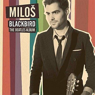 Milos Karadaglic-Blackbird - The Beatles Album  (US IMPORT)  VINYL NEW