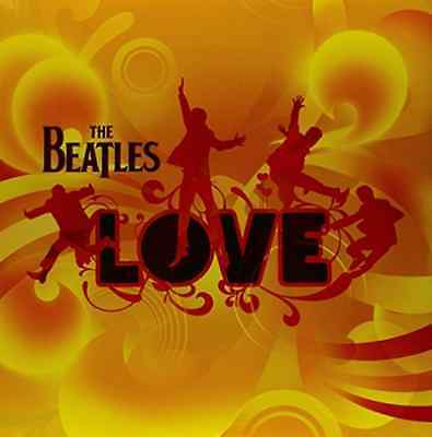"The Beatles-Love  (US IMPORT)  Vinyl / 12"" Album NEW"