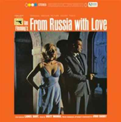 "From Russia With Love  (US IMPORT)  Vinyl / 12"" Album NEW"