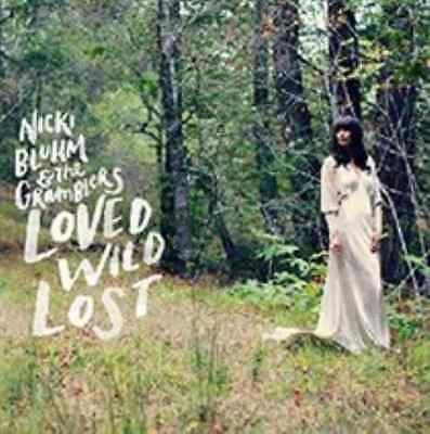 "Nicki Bluhm-Love Wild Lost  (US IMPORT)  Vinyl / 12"" Album NEW"