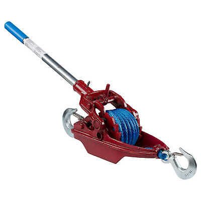 Wyeth-Scott More Power Puller with Amsteel Blue Rope