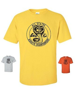 c4d972eee63476 COBRA KAI KARATE Championship - 80 S Movie - Mens Tank Top -  8.99 ...