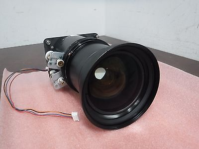 Motorized Projector Wide Angle Zoom Lens Sanyo LNS-W31A Short Throw EXCELL. Cond