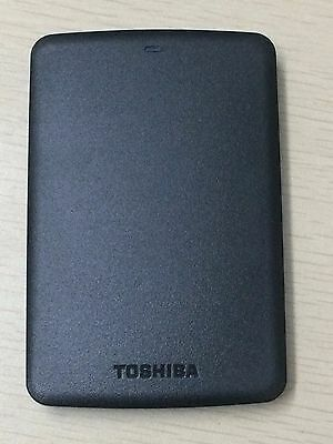 "1TB 2.5"" Toshiba Canvio Basics Portable External Hard Disk Drive USB3.0 Black"