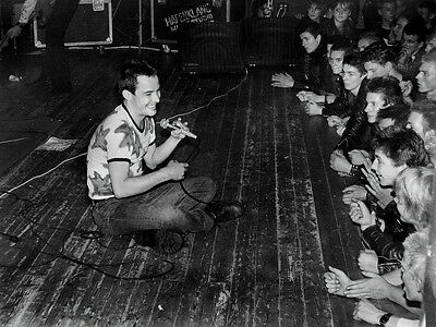 Dead Kennedys Jello Biafra 8X10 Band Photo Poster Art Picture Decor Print 009