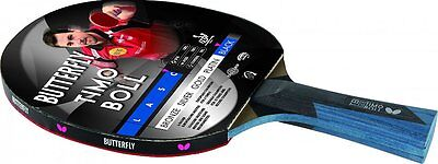 TOP Butterfly Table tennis racket TIMO BOLL BLACK Table Tennis NEW