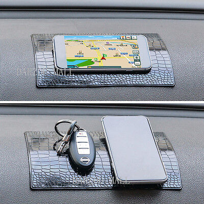 Car Magic Anti-Slip Dashboard Sticky Pad Non slip Mat Phone Holder