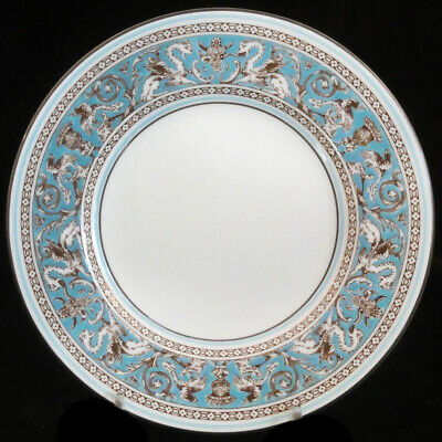 """FLORENTINE TURQUOISE Wedgwood BREAD & BUTTER 6"""" bone china made in England"""