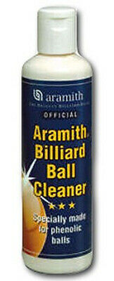 Original Aramith Billiards Ball Cleaner Cleaner, NEW
