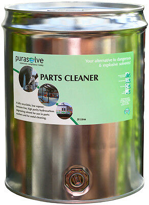 Purasolve Solvent Replacement, 20 litre drum