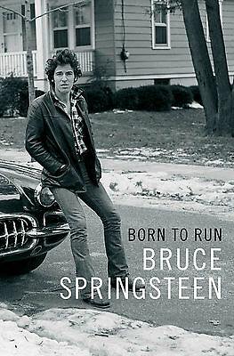 Born to Run  by Bruce Springsteen (Hardcover) Composers & Musicians CXX
