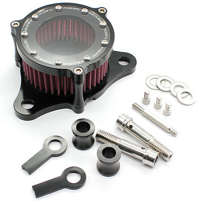 Motorbike Air Clearner Intake Filter System Kits for Harley Sportster XL883 1200