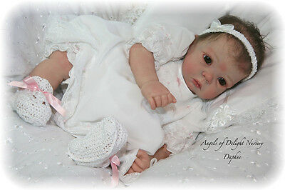 Daphne Knoops Doll Kit To Make A Reborn Baby Unpainted Parts