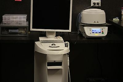 2013 Sirona Cerec Omnicam, Milling Unit, and Oven