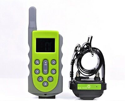 KOOLKANI® 600 M Remote Waterproof Rechargeable Dog Training Static Shock Collar