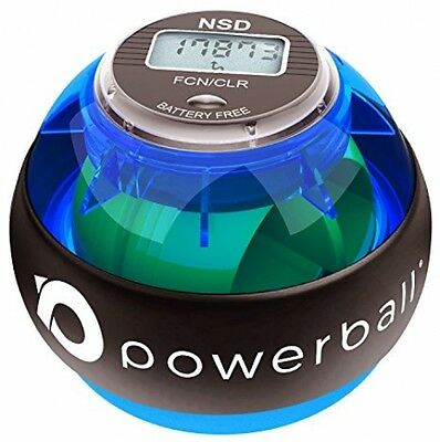 New NSD Powerball 280Hz Pro Hand Exerciser and Grip Strengthener For Powerful