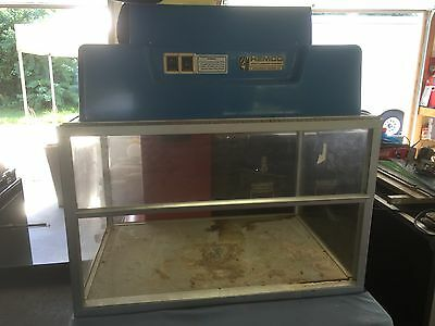 HEMCO 53005-H Portable Clean Aire Demonstration Fume Hood 35x29x36