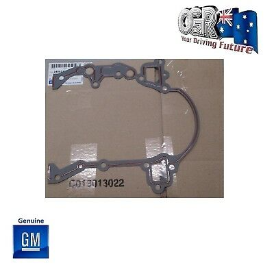 Front Timing Cover Gasket V6 3.8 Buik Holden Commodore VN VP VR Genuine 24502133