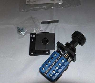 Rotary Switch Kraus & Naimer CA10-A033-600 New