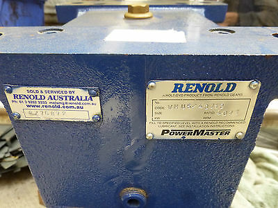 Renold Gear Reducer VM Series 40:1